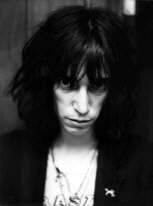 Patti Smith, 1976. Copyright © 2000 by Cynthia MacAdams